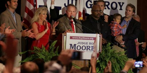 Republican Senate Nominee Roy Moore Accused Of Abusing Four Women When They Were Teens