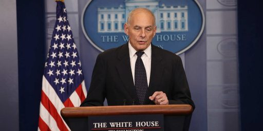 John Kelly Defends Trump On Call To Grieving Family, But Gets Many Facts Wrong