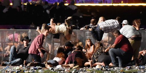 The Las Vegas Shooting Was Terrorizing, But It Wasn't A Terrorist Act
