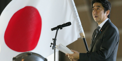 Japanese Voters Give Shinzo Abe A Big Win In Snap Elections