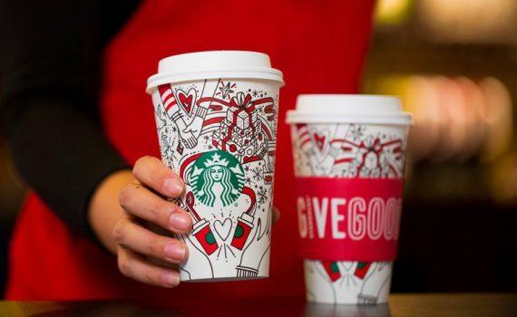 2017 Starbucks Cups