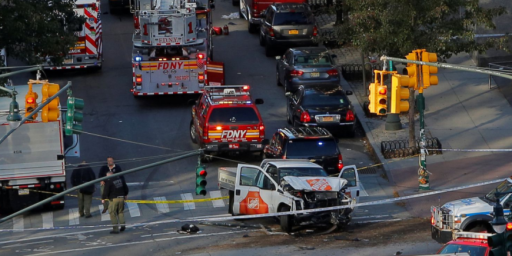 Eight Killed and Nearly A Dozen Injured In New York City Terror Attack