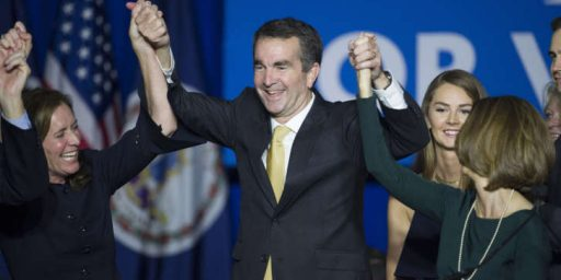 Ralph Northam Defeats Ed Gillespie In Virginia In Strong Democratic Rebuke Of Trump