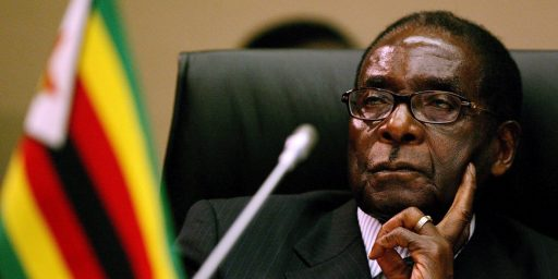 Robert Mugabe, Independence Leader Who Sent His Nation To Disaster, Dead At 95