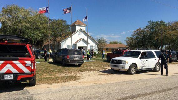 Texas Church Shooting