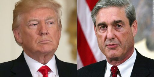 "Robert Mueller Crosses Trump's ""Red Line"" By Seeking Information About Trump's Finances"