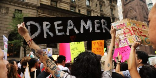 Federal Judge Deals Another Blow To Trump's DACA Order