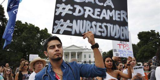 Supreme Court Hears Oral Argument In DACA Challenge