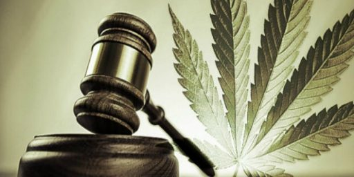 Federal Lawsuit Seeks To Challenge Federal Laws Against Marijuana