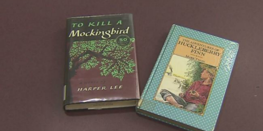 'To Kill A Mockingbird' And 'Huckleberry Finn' Banned By Minnesota School District