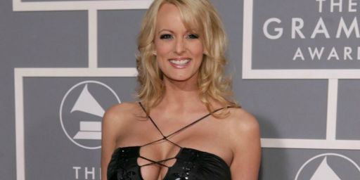 Federal Judge Dismisses Stormy Daniels Defamation Suit Against Trump