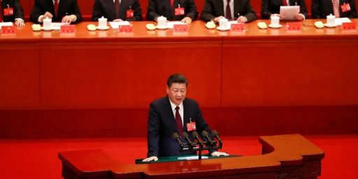 Xi Jinping Solidifies His Hold On Power In China