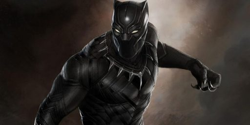 'Black Panther' Breaks Bogus Box Office Benchmark