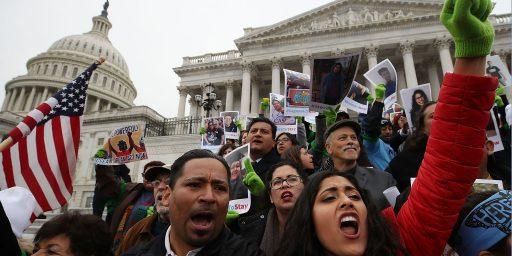 The Politics of DACA