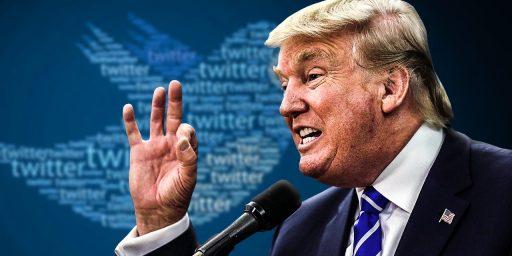 Letting Trump be Trump