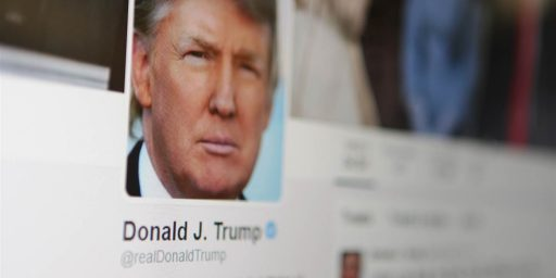 Trump Unblocks Twitter Users, Appeals Ruling That He Can't Block Twitter Users