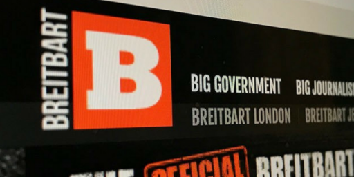 Breitbart News Sees Big Drop In Readership