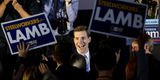No, Conor Lamb Didn't Run As A Conservative