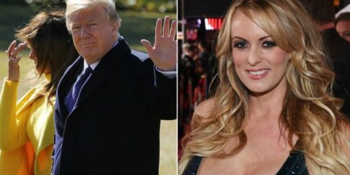 Trump Knew About Payment To Stormy Daniels Before He Denied Knowing About It