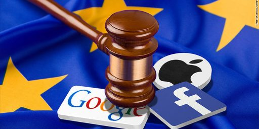 Facebook, Google Get One Hour From EU to Scrub Terror Content