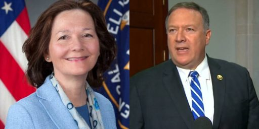 The Pompeo And Haspel Nominations Could Be In Trouble In The Senate