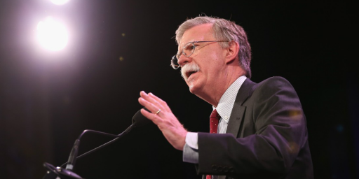 John Bolton Has Long Standing Ties To Anti-Muslim Blogger Pamela Geller