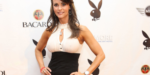 Former Playboy Model Sues To Be Able To Tell Her Story Of Affair With Trump