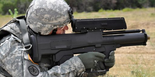 Next-Generation Assault Rifle to 'Pack a Punch Like a Tank'