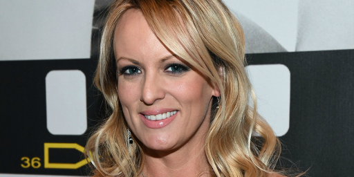 Attorney For Stormy Daniels: Client Was Physically Threatened To Remain Silent