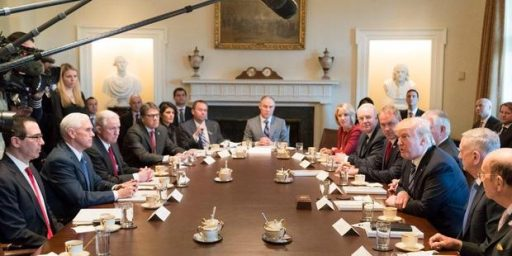 What Is The Proper Role Of Cabinet Members And Presidential Advisers?