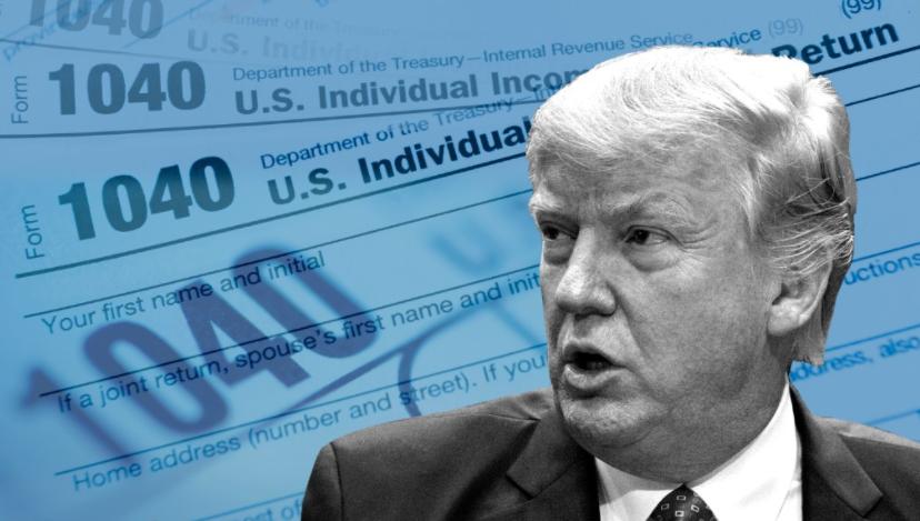 Donald Trump Tax Returns