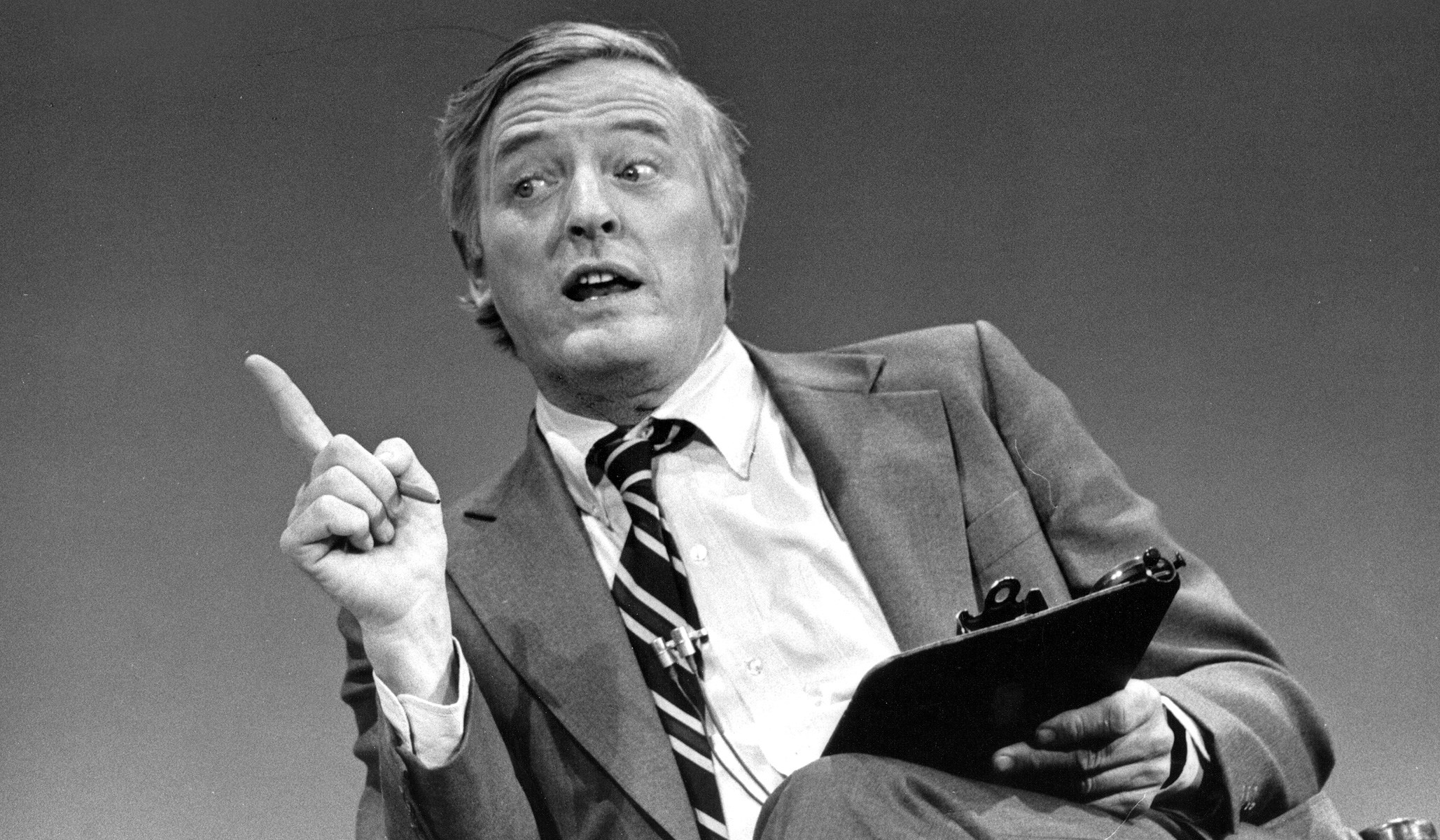 William F Buckley Firing Line Storm Wiring Diagrams Pbs To Launch Conservative Talk Show Rh Outsidethebeltway Com Jr