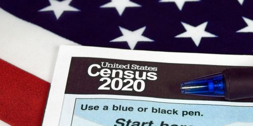 "Census Bureau Announces Plan To ""Cross-Check"" Responses To Citizenship Question"