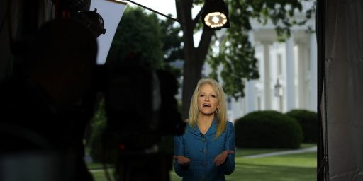 Kellyanne Conway Violated Hatch Act
