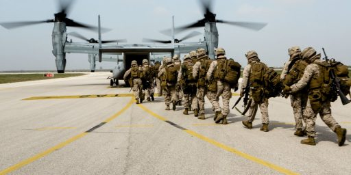 Most of West Africa Now Qualifies for Combat Pay