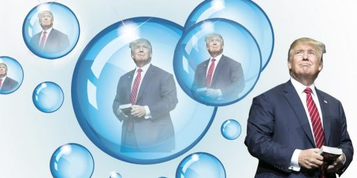 The President's Self-Imposed Bubble