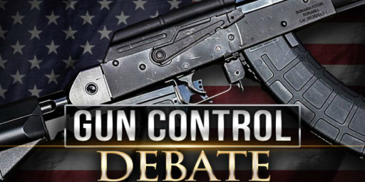 Poll Shows Support For Gun Control Slipping Only Two Months After Florida Shooting
