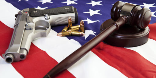 Supreme Court Agrees To Hear Second Amendment Case