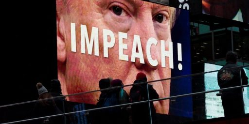 Republicans Raise Specter Of Impeachment In Effort To Motivate Their Base