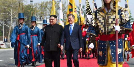 Leaders Of North And South Korea Meet, But Many Questions Remain Unanswered