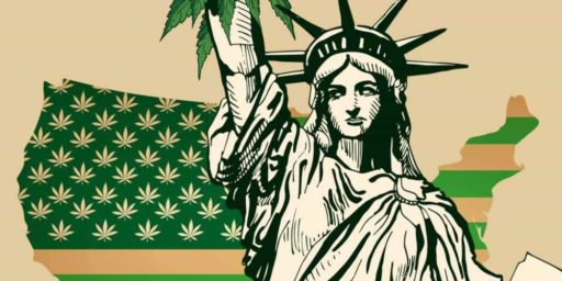 Election Day Was A Good Day For Marijuana Legalization