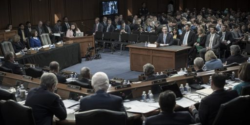 Mark Zuckerberg Tries To Explain The Internet To Elderly Senators
