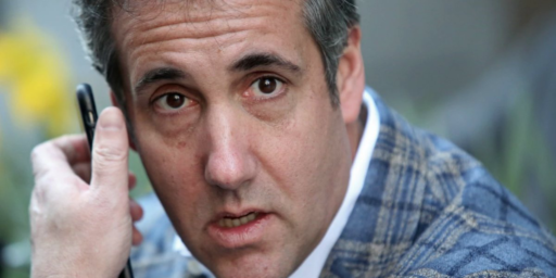Michael Cohen Recorded Conversation With Trump Regarding Payoff To Playboy Model