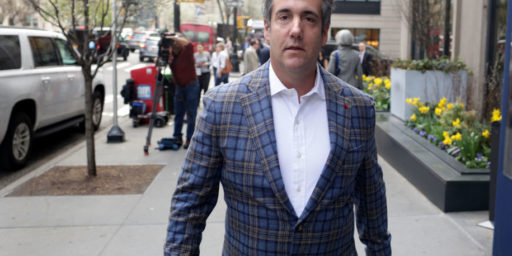 Michael Cohen Once Threatened <em>The Onion</em> Over A Satirical Trump Article
