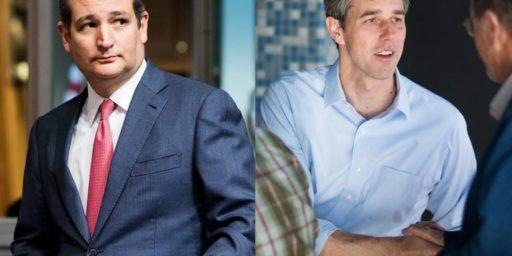 Ted Cruz Vulnerable In Texas?