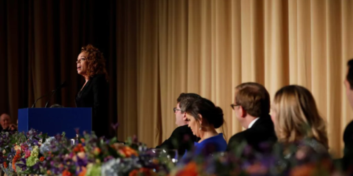 White House Correspondents Dinner Once Again Demonstrates Why It Shouldn't Exist