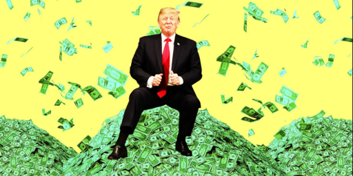 Anthony Kennedy's Son Loaned Trump One Billlllllion Dollars