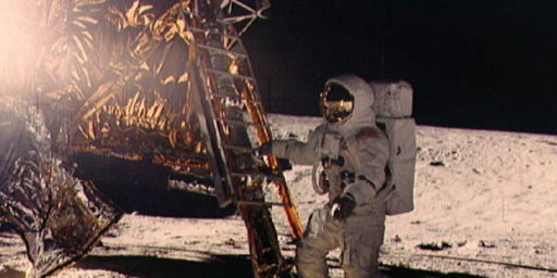 Alan Bean, Fourth Person To Walk On The Moon, Dies At 86