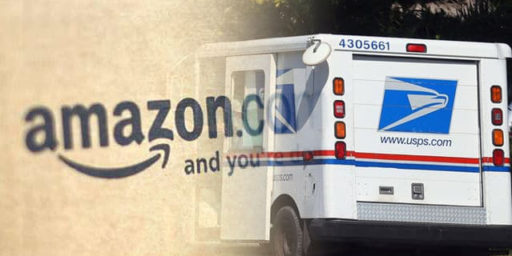 Trump To Postmaster General: Raise Rates On Amazon