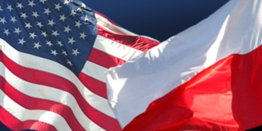 Poland Offers $2 Billion For Permanent U.S. Base